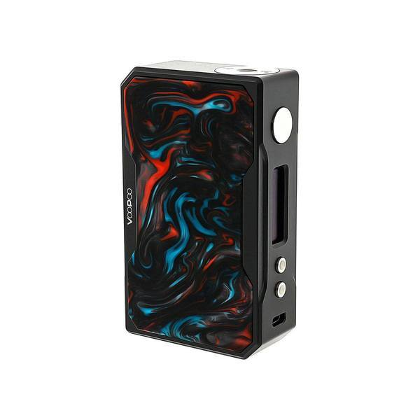 VooPoo - VooPoo Drag 157W TC Box Mod Resin Edition - Drops of Vapor