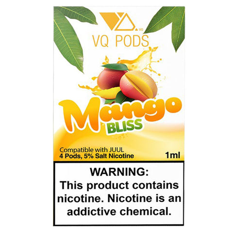 VQ PODS Mango Bliss 4 Pods