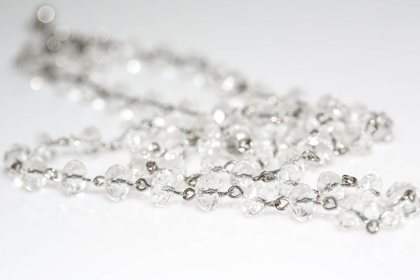 Faceted Sparkle Necklace