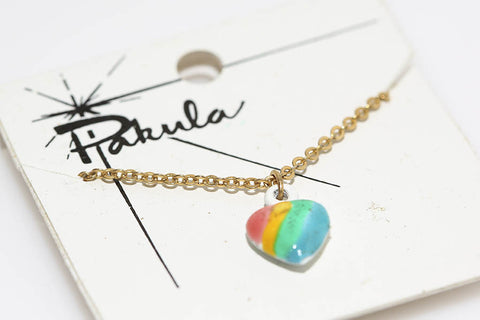 Pakula Heart Necklace