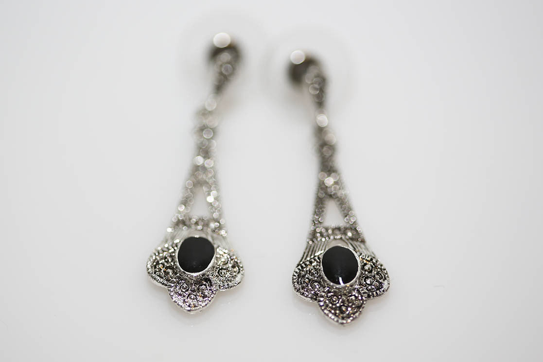 Paulus Marcasite Earrings