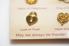 Forever Friends Tack Pin Set