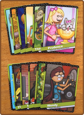 Flipdeck: Pack 9