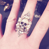 Never Say Die Ring