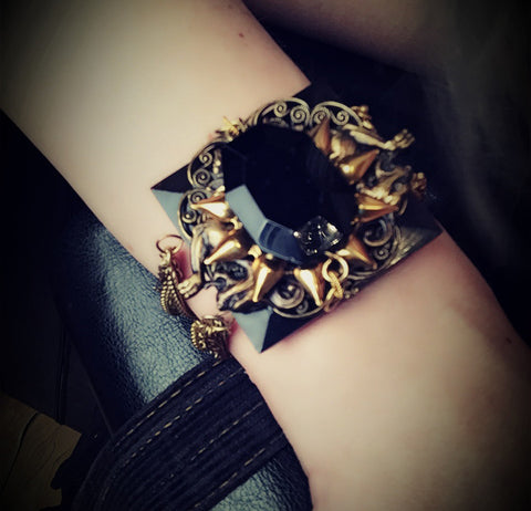 Twin Shadow Bracelet