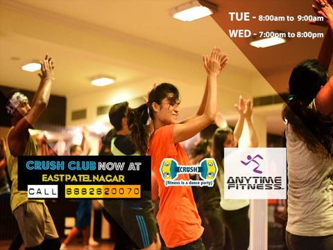 Anytime Fitness East Patel Nagar - Trial Class