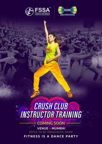 Crush Club Instructor Training - Mumbai