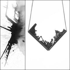 Ink necklace