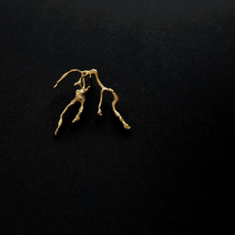 From the forest - root earing