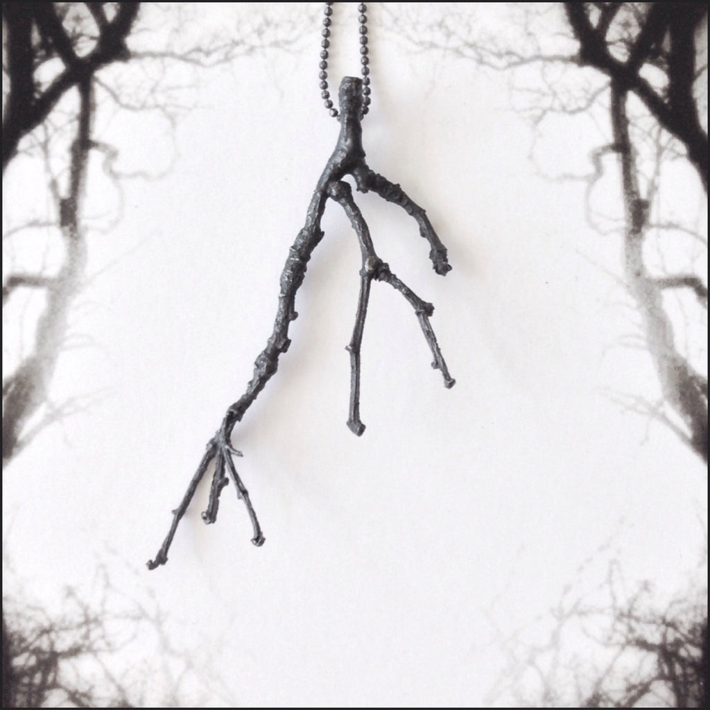 From the forest pendant