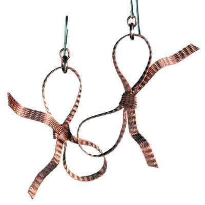 Copper bows