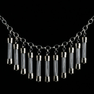 Fuse charm necklace - Amy Jewelry