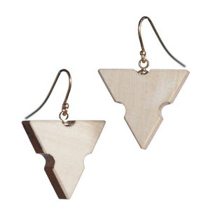 Architects' scale earrings - Amy Jewelry