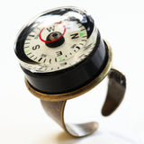 Compass-level ring - Amy Jewelry  - 3