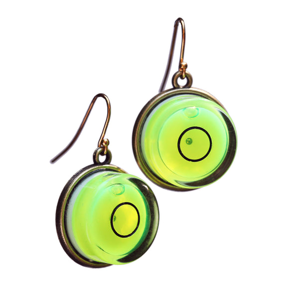 Large level earrings - Amy Jewelry