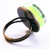 Large level ring - Amy Jewelry  - 2