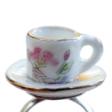 Tea cup ring - Amy Jewelry  - 1
