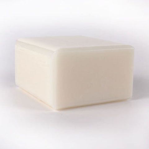 "Base de savon solide Melt & Pour blanc ""low sweat"""