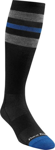 Darn Tough Power Over-The-Calf Light Cushion Sock - Men's Gray Large