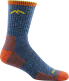 Darn Tough Hiker Micro Crew Cushion Socks - Men's Denim