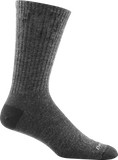 Darn Tough Standard Issue Mid-Calf Light Socks,Charcoal,X-Large