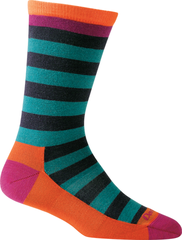 Darn Tough Good Witch Light Sock - Women's Bonnie Boysenberry Small