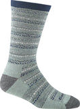 Darn Tough Vermont Women's Pebbles Crew Light Cushion Hiking Socks - 1614 - Dearborn Supply