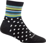 Darn Tough Strot Short Light Sock - Women's Black Small