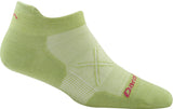 Darn Tough Vermont Women's Vertex Tab No Show Ultra-Light, Green, Small