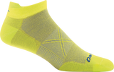Darn Tough Coolmax Vertex No Show Tab Ultralight Sock - Men's Sulphur Spring X-Large