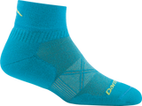 Darn Tough Vermont Men's Coolmax Vertex 1/4 Sock Ultra-Light Cushion, Hawaiian, X-Large