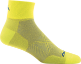 Darn Tough Coolmax Vertex 1/4 Ultralight Cushion Sock - Men's Sulphur Spring X-Large