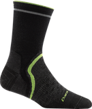 Darn Tough Cool Curves Micro Crew Ultralight Sock - Women's Black Small