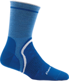 Darn Tough Cool Curves Micro Crew Ultralight Sock - Women's Marine Small