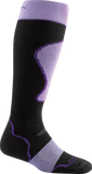 Women's Darn Tough OTC Padded Ultra Light Ski Sock-Black-US Size S