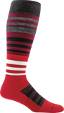 Darn Tough Hojo OTC Light Socks - Men's Garnet X-Large
