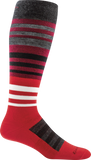 Darn Tough Hojo OTC Cushion Socks - Men's Garnet X-Large
