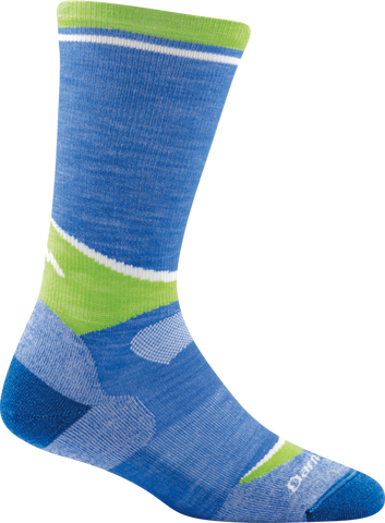 Darn Tough Larissa Light Socks - Women's Swedish Blue Medium