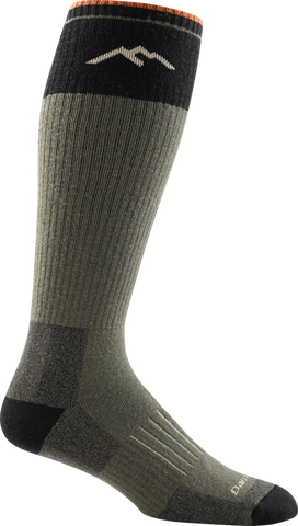 Darn Tough Over the Calf Extra Cushion Socks - Men's Forest XX-Large