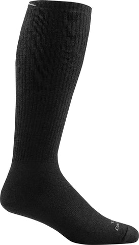 Darn Tough Tactical Over-The-Calf Extra Cushion Socks ( T4050 ) Unisex Black