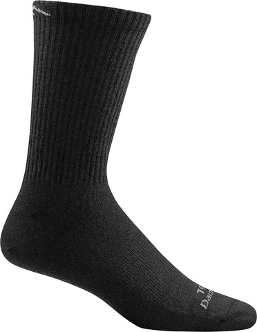 Darn Tough Tactical Micro Crew Cushion Socks ( T4066 ) Unisex Black