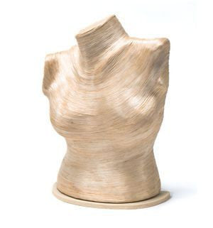 Organic Eco-Friendly Torso Form 10""