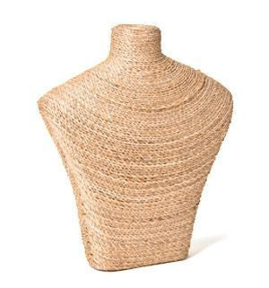 Organic Eco-Friendly Bust Form 12""