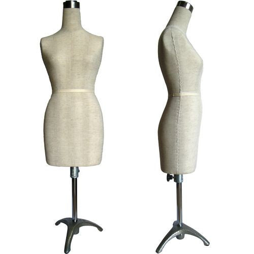 Sewing Half Scale Sewing Dress Form Economy Version