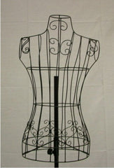 Female Wire Dress Form Mannequin#2