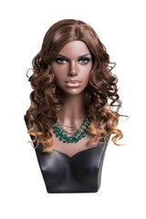 Tyra- African-American Female Head