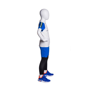 Egghead Male Youth Sports Mannequin: Standing Pose 3