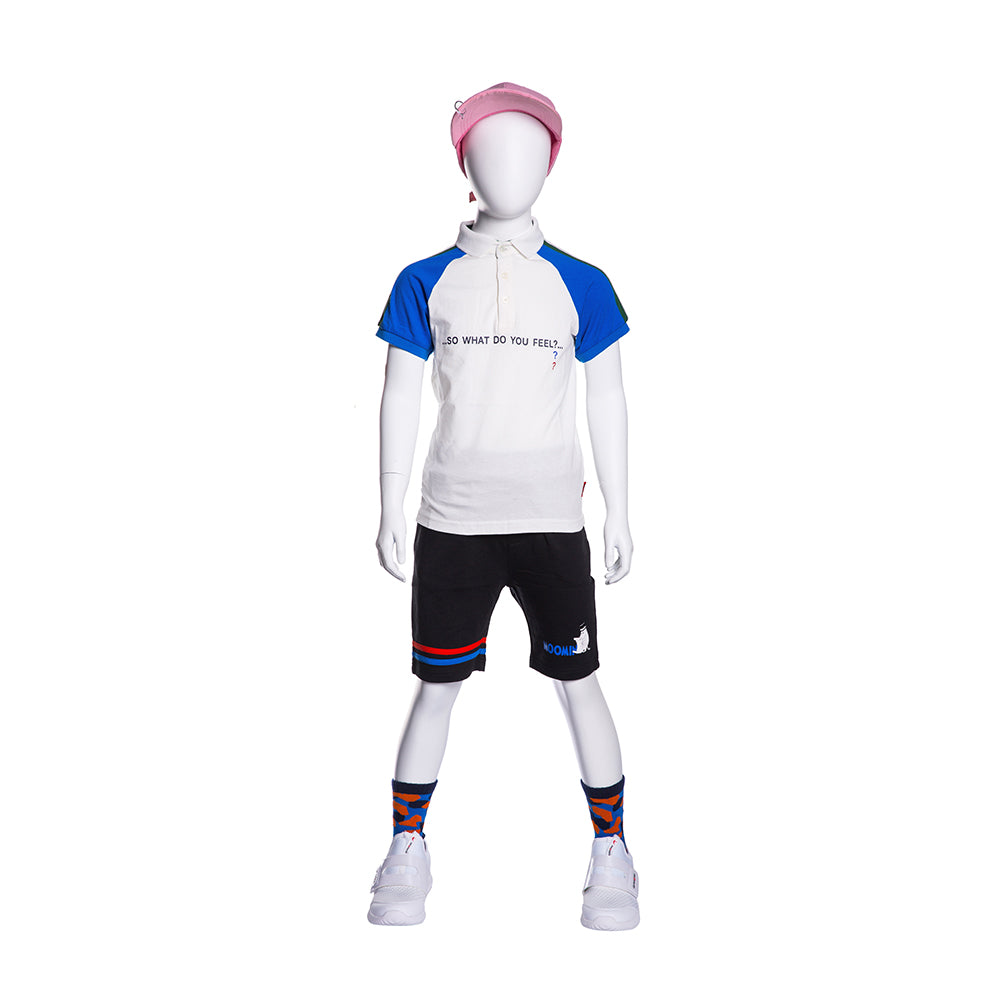 Egghead Male Youth Sports Mannequin: Standing Pose 1