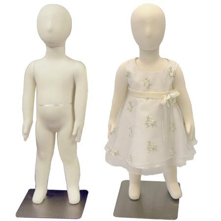 Size 1 Year Bendable/Posable Child Mannequin