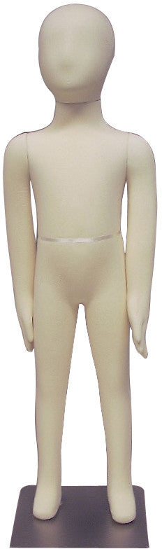 Bendable/Posable Child Mannequin: Size 3